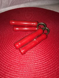 red and white plastic tool Frederick