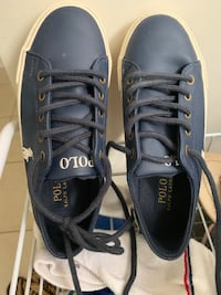 Polo sneaker shoes for boys size 1. Excellent used condition Mississauga, L5M 0S3
