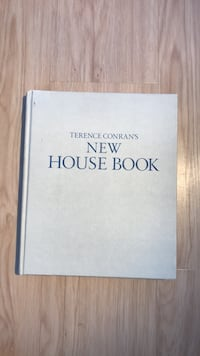 Terence Conran's New House Book  Vancouver, V6G 0B6