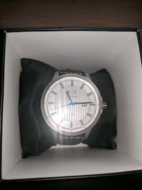 ARMANI EXCHANGE QUARTZ WATCH Toronto, M1E 3A6