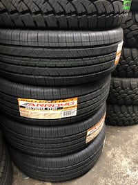265/70R16 SET OF 4 BRAND NEW TIRES