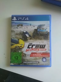 Sony PS4 The Crew Spieletui Hamm, 59075