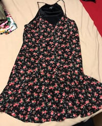 Express fit and flare sun dress size 12 157 mi