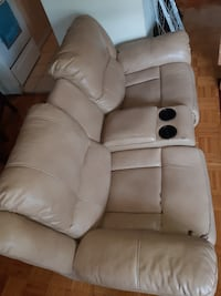 Couches 2 seater and a single