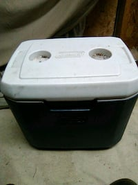 white and black Coleman ice cooler Cookeville, 38501