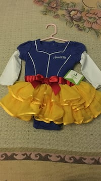 snow white tutu dress Oxnard, 93033