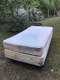 Twin Mattress and Boxspring Combo