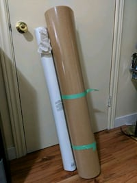 Roll of Worbla and foam Vancouver, V5Z