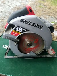 Skilsaw Circular Saw (Needs Battery!)*REDUCED* Indianapolis, 46256