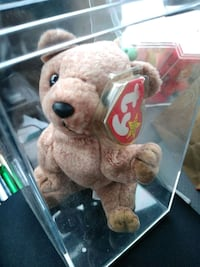 Pecan beanie baby with tag extremely rare Parkville, 21234
