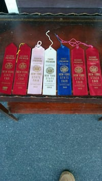 N.Y.S.FAIR Ribbons Chittenango, 13037