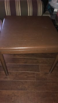 Rectangular brown wooden coffee table Vaughan, L6A 2W7
