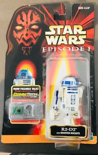 Hasbro Star Wars R2-D2 With Booster Rockets Action Figure Corona, 92880