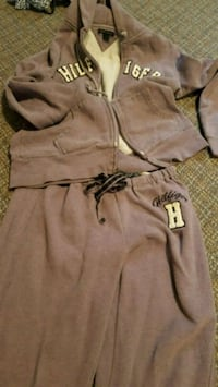 Womens tommy Hilfiger sweat suit