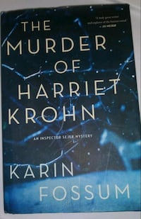 Murder off harriet krohn Eugene, 97405