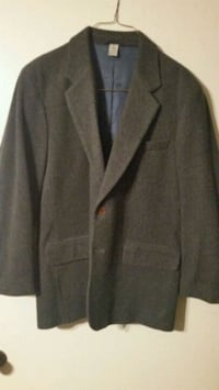 Men's 40R CLAIBORNE 80% Wool Jacket San Antonio, 78231