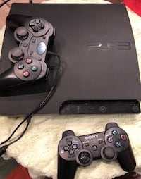 PS3 - 160 Gb with 3 controllers and games Shenandoah, 77381