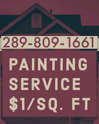 Professional Painter Service for GTA area  Guelph