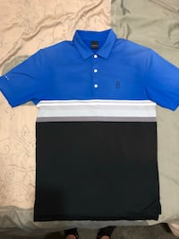 DUNNING GOLF POLO  Preowned Med Arcadia, 91007
