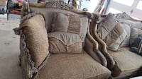 Victorian Sofa Set Vaughan