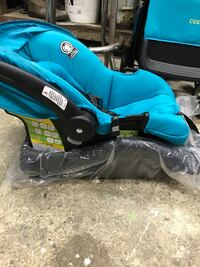 Blue and black car seat and buggy brand new never used expiration 2023 Wainfleet, L0S