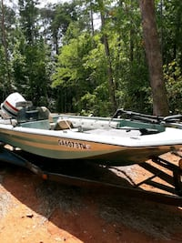 1979 Bass Boat Lavonia, 30553
