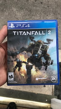 Titanfall 2 PS4 game case Los Angeles, 90291