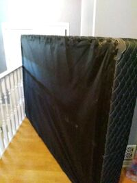 black and brown bed mattress Burlington, L7P 4L8