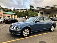 Team West Auto Group 2003 Jaguar S-Type 3.0 Local Nice and Clean jaguar Coquitlam