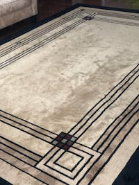 Large throw rug in great condition Fairfax, 22030