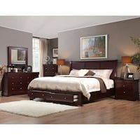 Used Avalon 5-piece King Size Bedroom Set for sale in Boston