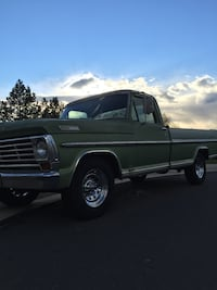 Ford - F-100 - 1967