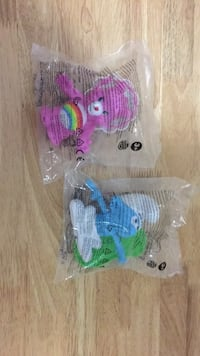 Care bear and smurf toys Whitby, L1P 1B7