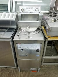 stainless steel Broaster commercial kitchen appliance