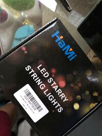 HaMI Led starry string lights  Los Angeles, 90044