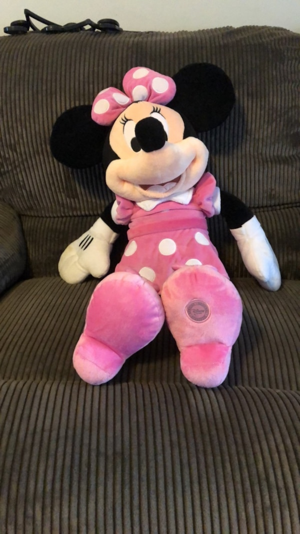 Used Large Minnie Mouse Plush For Sale In South Elgin Letgo