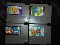 NES games for sale Kitchener, N2R 1P6