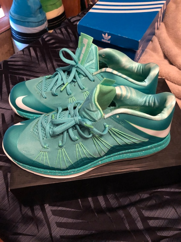 "quality design 02b2f a293f Lebron 10 Low ""Easter"" basketball shoes"