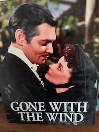 Gone with the Wind Tin Sign New 285 mi