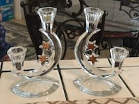 Mikasa candle holders Bakersfield, 93312