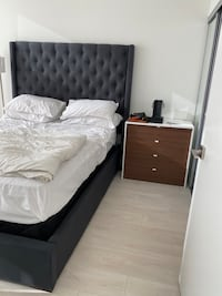 High qaulity new queen bed for sale!