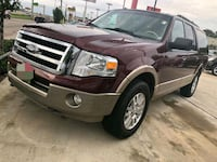 1400 down payment Ford - Expedition - 2012 Houston