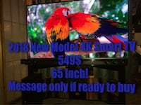Message only if buying today 65 inch 4K smart Sharp Aquos 2243 mi