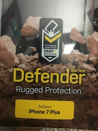 iPhone 7/8 plus defender otter box Toronto, M1X 1X4