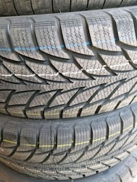 4 new Winter tires   215,70,16 North York, M3J 3A4