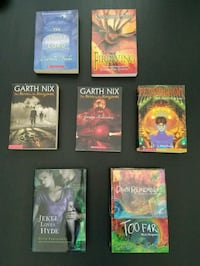 Young Adult Novels Markham, L6G 1B3