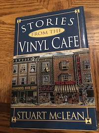 Vinyl Cafe Soft Cover Novel