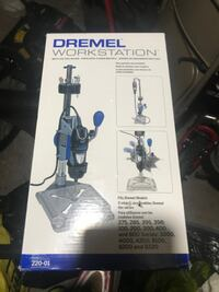 Dremel 220-01 Rotary Tool Work Station, open box, router only Toronto