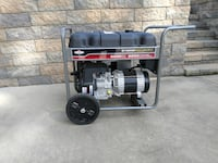 Briggs & Stratton  5500-8250 Watt Gas Powered Portable Generator . Local pickup only. The Briggs & Stratton Model #30430--- 5500-8250 Watt Gas Powered Portable Generator produces clean and instant power to keep appliances and other important electronics r Baden