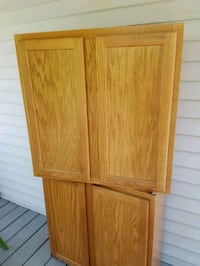 2  30X30 cabinets $30 each both $50 Worcester, 01606